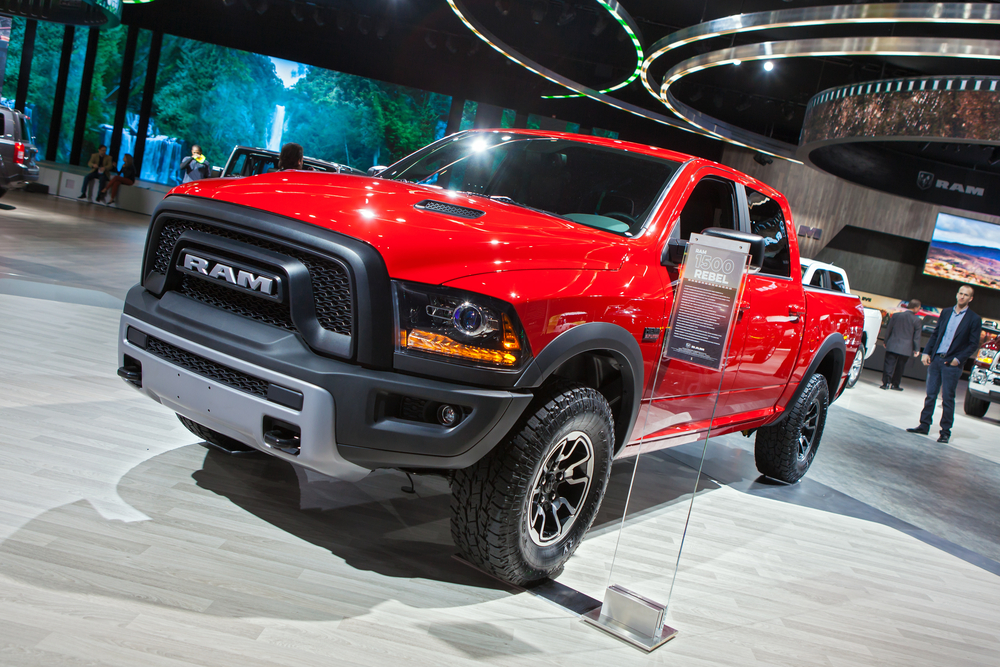 2017 ram 1500 what 39 s changed car guide pro. Black Bedroom Furniture Sets. Home Design Ideas