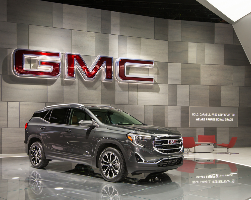 the latest in gmc suv models car guide pro. Black Bedroom Furniture Sets. Home Design Ideas
